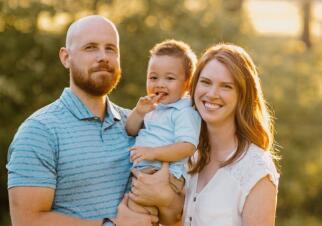 Haley & Kyle Family