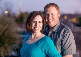 Sarah & Derek Family