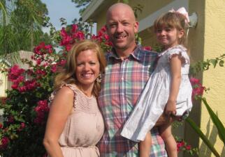 Faith & Steve Family