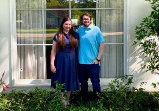 Stephanie & David Family