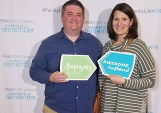 Sarah & David Family