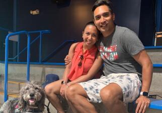 Margarita & Michael Family