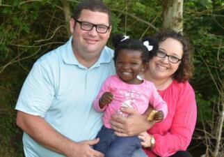 Courtney & Kurtis Family