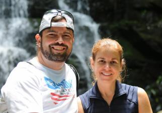 Danielle & Tony Family