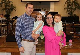 adoptive family Whitney and Craig