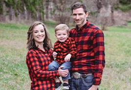 adoptive family Autumn and Cody