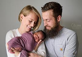 adoptive family Emily and Paul