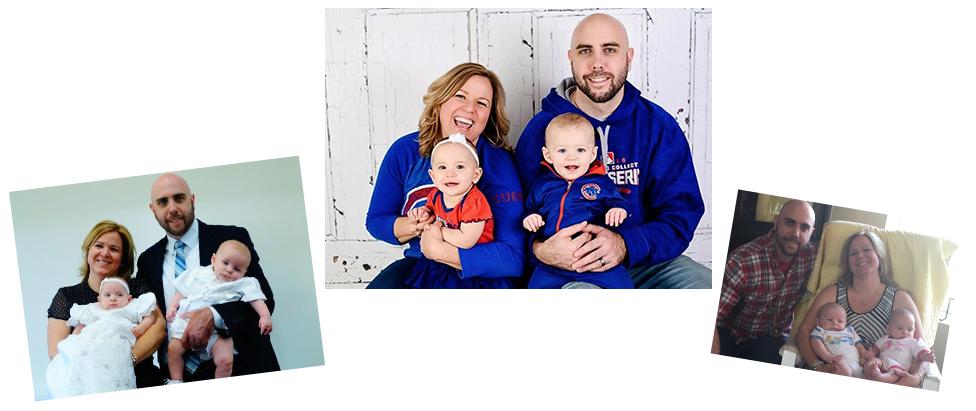adoptive family Kerri and Jason