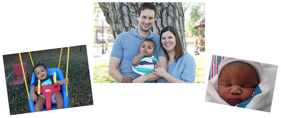 adoptive family Kirstin and Todd