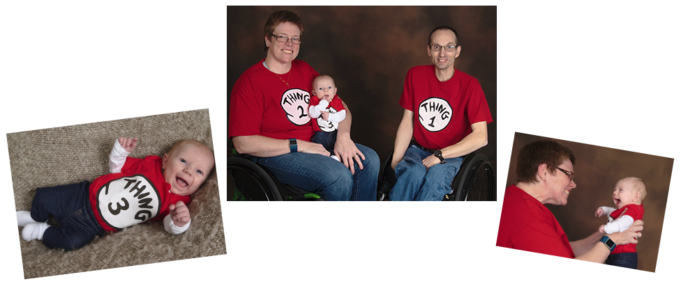 adoptive family Kelly and Jeff