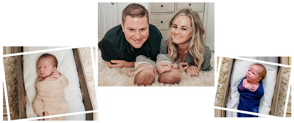 adoptive family Joanna and Kyle
